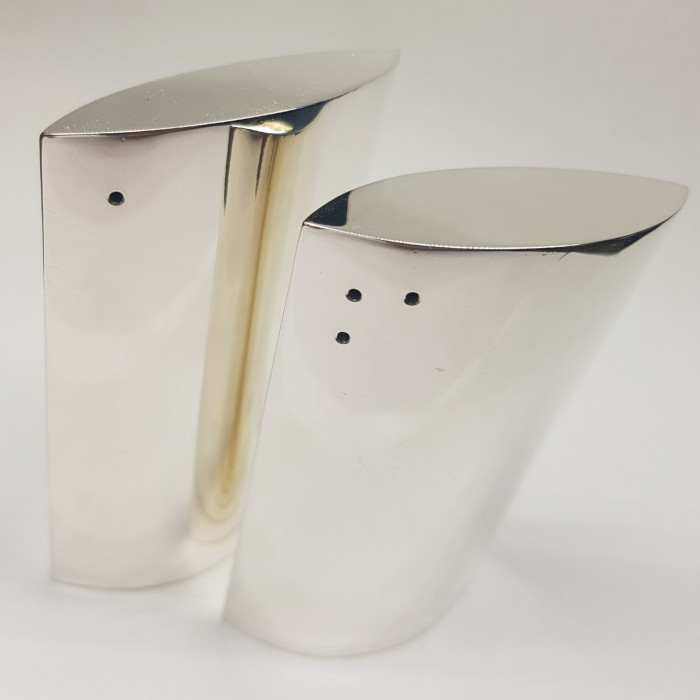 Salt and Pepper Cellars designed & created by Derek_Blanche