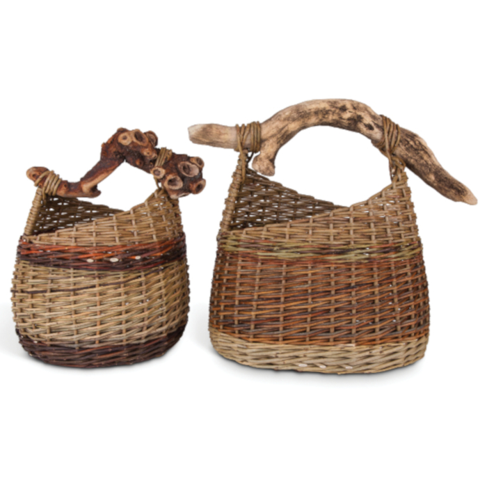 Baskets created & designed by Heike Kahle